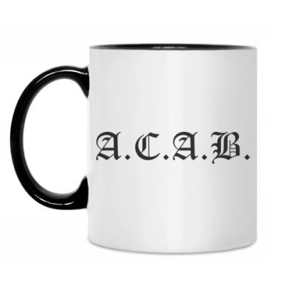 Кружка ACAB