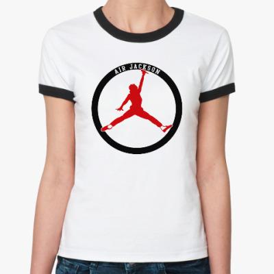 Женская футболка Ringer-T Air Jackson