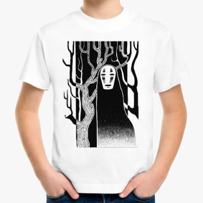 Детская футболка Миядзаки Унесённые Призраками