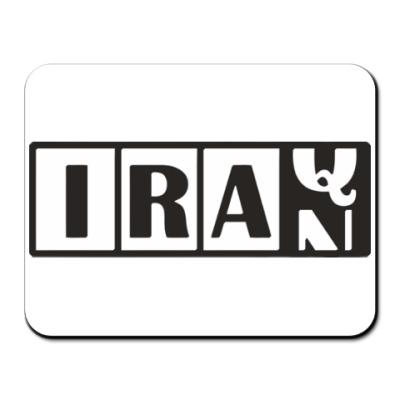 Коврик для мыши Иран-Ирак