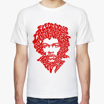 Футболка Hendrix