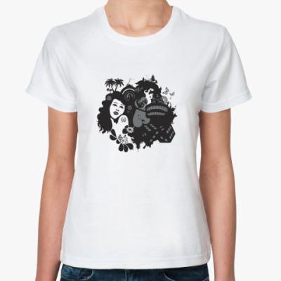 Классическая футболка Dice