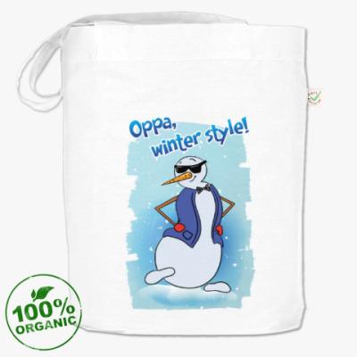 Сумка Winter Style: танцуем Gangnam Style и не паримся!