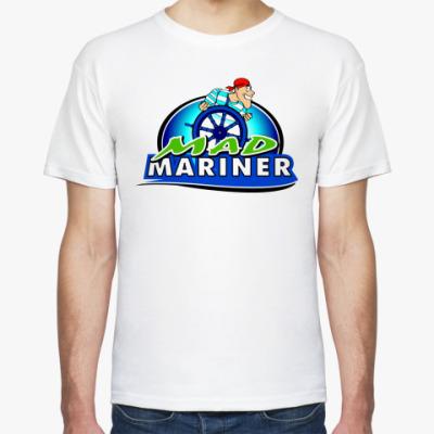 Футболка Mad mariner