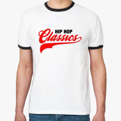 Футболка Ringer-T Hip Hop Classics