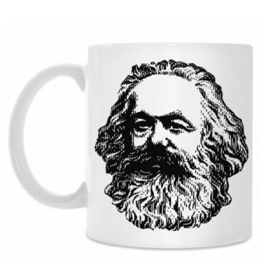 Кружка Карл Маркс