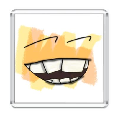 Магнит UWrong Smile