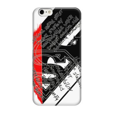 Чехол для iPhone 6/6s Битва