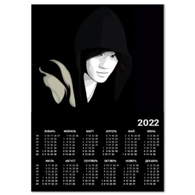 Календарь   Джин