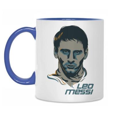 Кружка Leo Messi