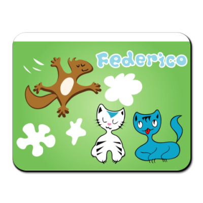 Коврик для мыши  Federico