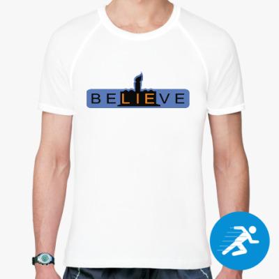 Спортивная футболка BeLIEve