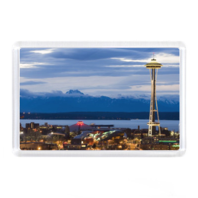 Магнит Сиэтл, Seattle, США