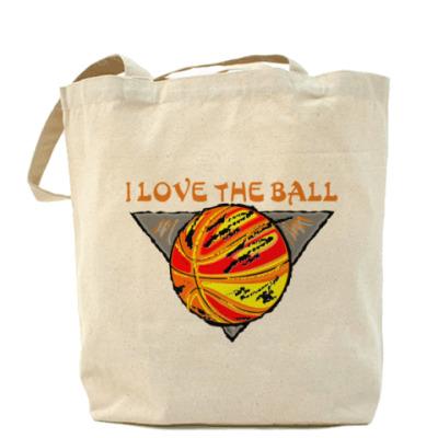 Сумка I Love The Ball