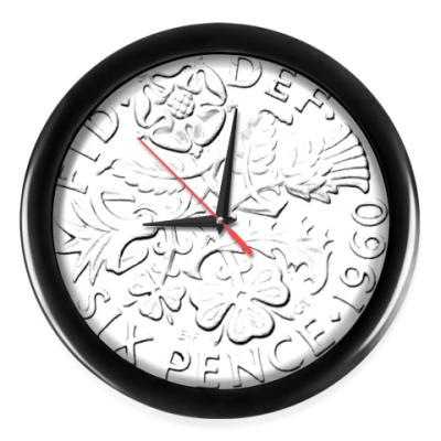 Настенные часы 'Sixpence'