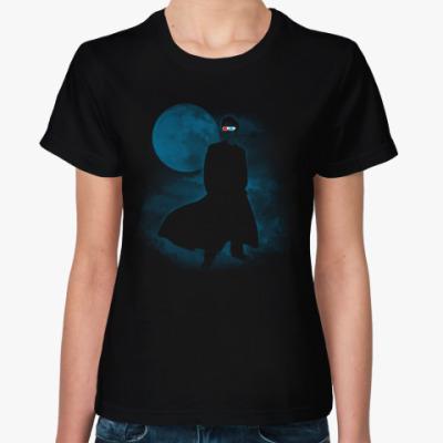 Женская футболка Ночной Доктор