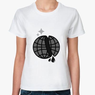 Классическая футболка Planet Blood