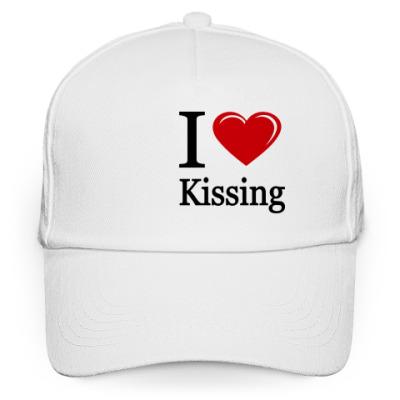 Кепка бейсболка KISSING