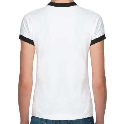 "Жен.футболка ""Девчонка"""