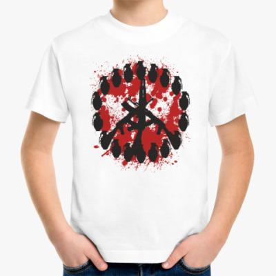 Детская футболка Знак мира