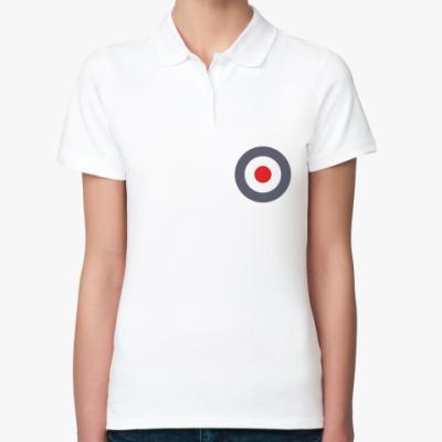 Женская рубашка поло The Who