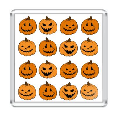 Магнит  Pumpkins