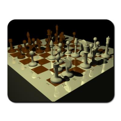 Коврик для мыши  'Шахматы'