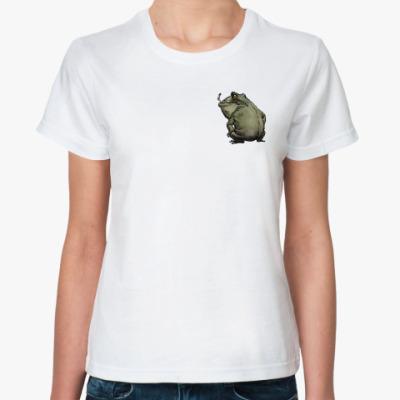 Классическая футболка Toad-smoker