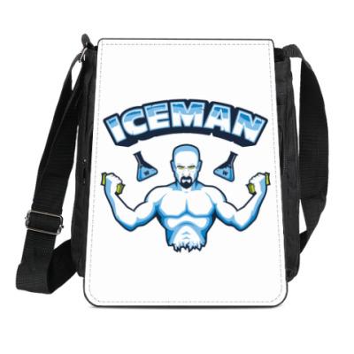 Сумка-планшет Iceman