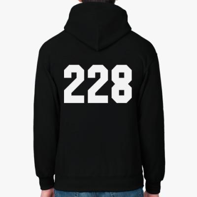 Толстовка худи 228