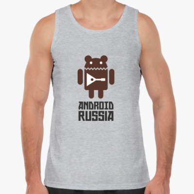 Майка Android Russia