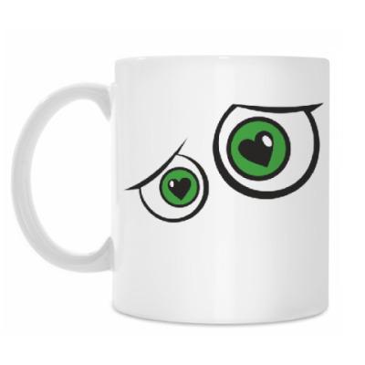 Кружка Влюбленные глаза