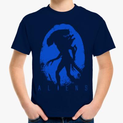 Детская футболка Чужой