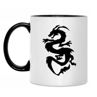Кружка Black dragon
