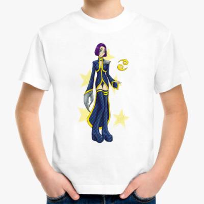 Детская футболка 'Рак'