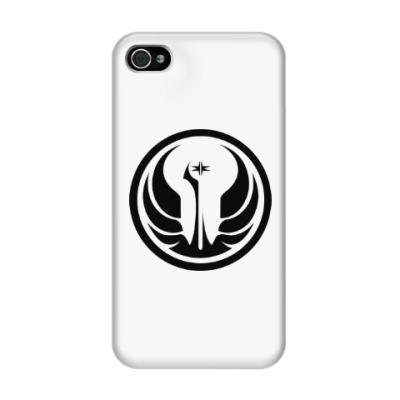 Чехол для iPhone 4/4s Новая республика