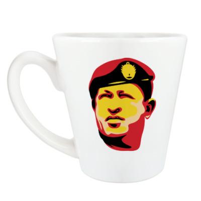 Чашка Латте Уго Чавес