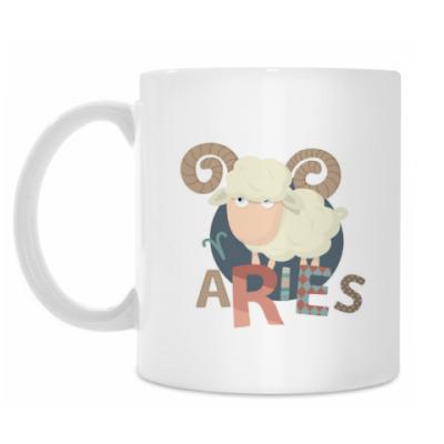 Кружка  Знаки зодиака. Овен / Aries