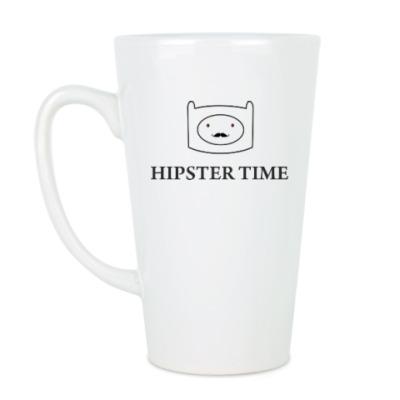 Чашка Латте HIPSTER TIME