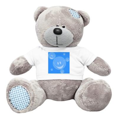 Плюшевый мишка Тедди Смайл