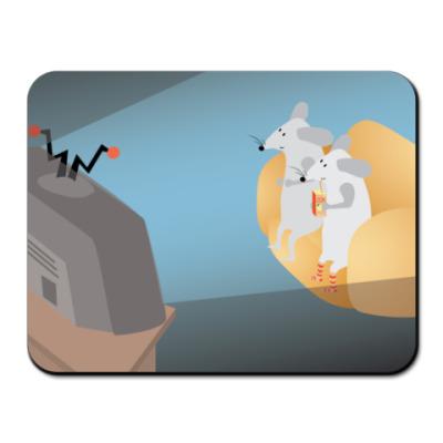 Коврик для мыши  Mouse TV