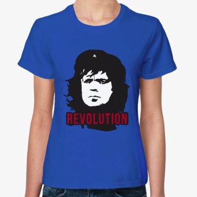 Женская футболка Тирион - Че Гевара