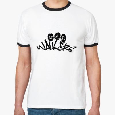 Футболка Ringer-T MadWalkers