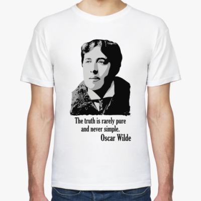 Футболка Oscar Wilde
