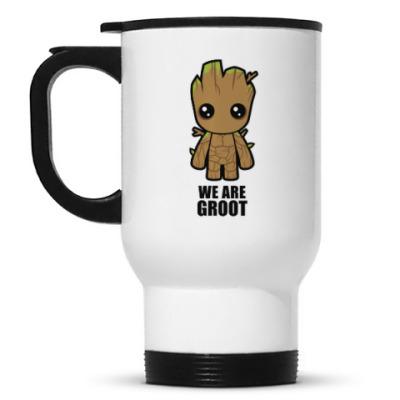 Кружка-термос We are Groot