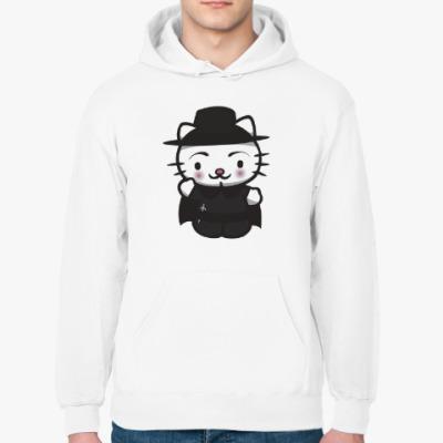 Толстовка худи Kitty Vendetta