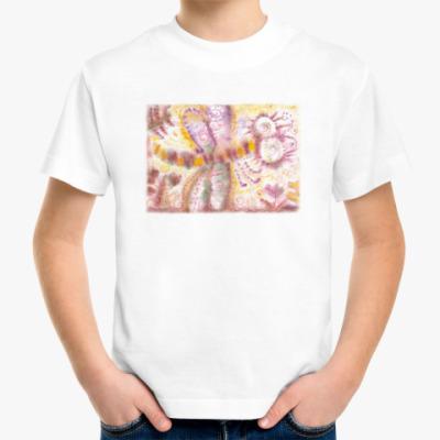 Детская футболка Стрекоза из м/ф Винни-Пух