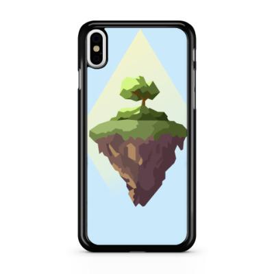 Чехол для iPhone Парящий остров