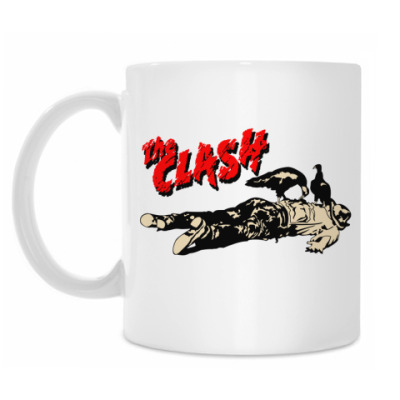 Кружка The Clash