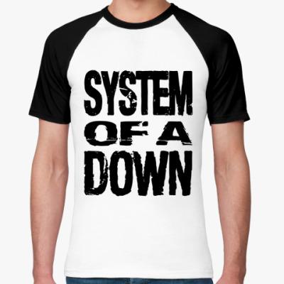 Футболка реглан  System of a down